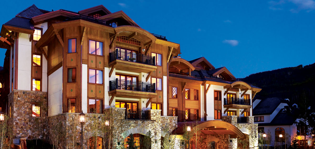 The Sebastian - Vail  in Vail