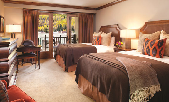 The Sebastian - Vail  - Accommodations
