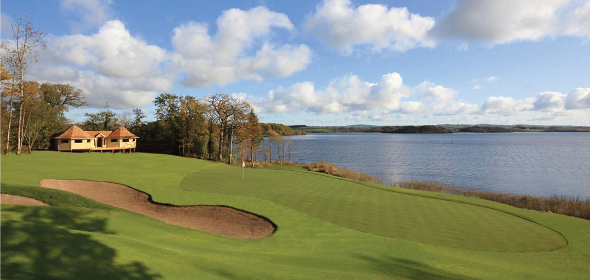 Activities:      Lough Erne Resort  in Enniskillen