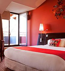 Accommodations:      Hotel La Citadelle Metz - MGallery by Sofitel  in Metz