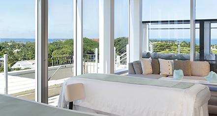 Spa:      La Concha Hotel & Spa  in Key West