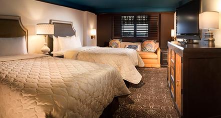 Accommodations:      La Concha Hotel & Spa  in Key West