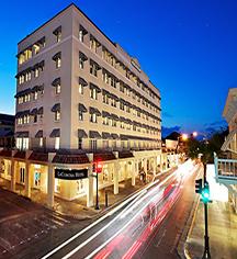 Local Attractions:      La Concha Hotel & Spa  in Key West