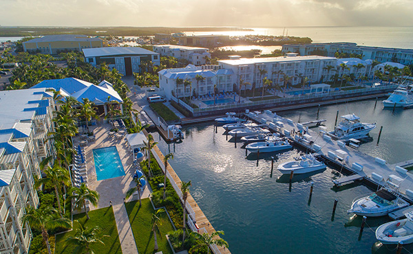 Oceans Edge Resort & Marina, Key West