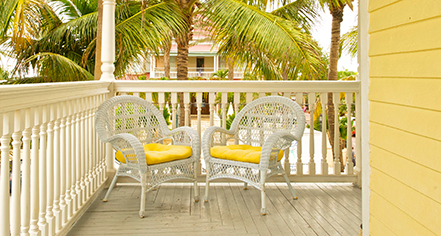 Accommodations:      Southernmost House  in Key West
