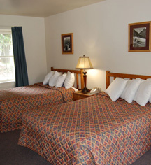 Accommodations:      Lake McDonald Lodge  in Glacier National Park
