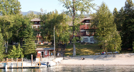 Activities:      Lake McDonald Lodge  in Glacier National Park