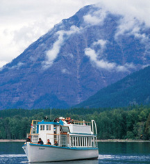 Activities:      Lake McDonald Lodge  in Glacier National Park