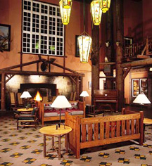 History:      Lake McDonald Lodge  in Glacier National Park