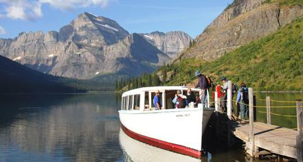 Activities:      Many Glacier Hotel  in Babb
