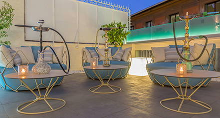 Event Calendar:      Aleph Rome Hotel, Curio Collection by Hilton  in Rome