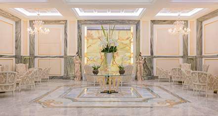 History:      Aleph Rome Hotel, Curio Collection by Hilton  in Rome