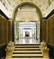 History Aleph Rome Hotel Curio Collection By Hilton In
