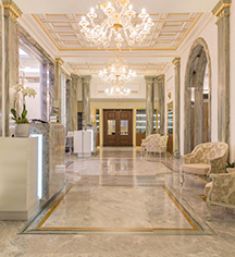 Aleph Rome Hotel, Curio Collection by Hilton  in Rome