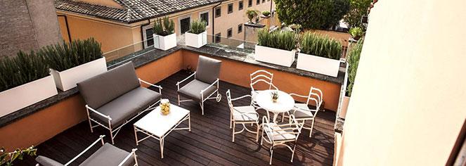 DOM Hotel  in Rome