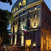 Book a stay with Grand Hotel Palace in Rome