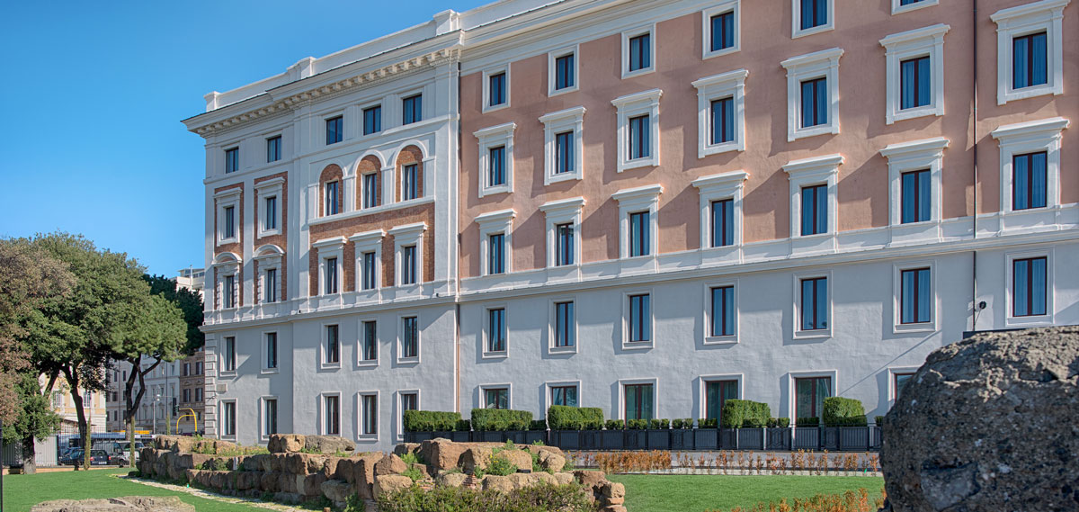Special Offers:      NH Collection Roma Palazzo Cinquecento  in Rome