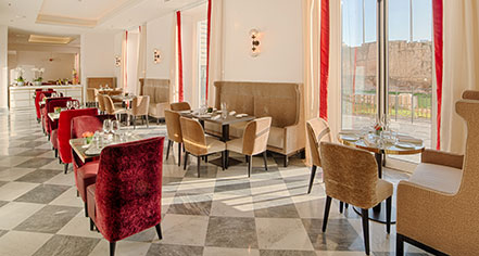 Dining at      NH Collection Roma Palazzo Cinquecento  in Rome