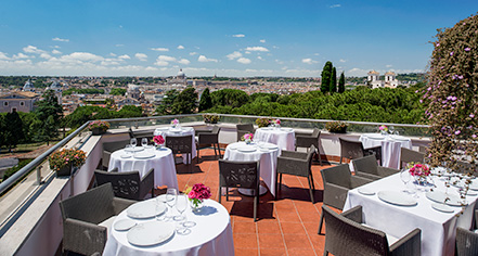 Activities:      Sofitel Rome Villa Borghese  in Rome