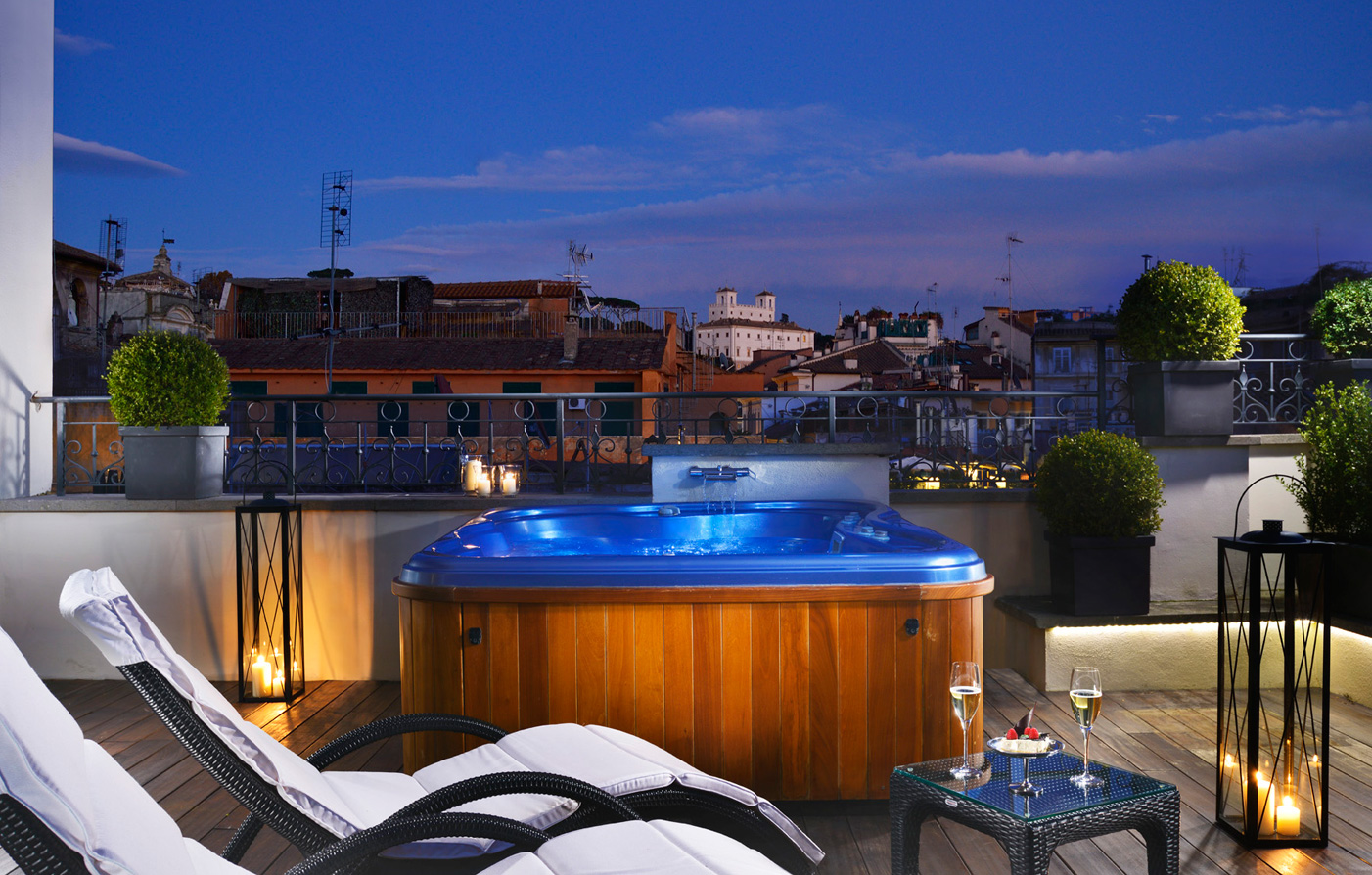 Special Offers:      The First Roma  in Rome