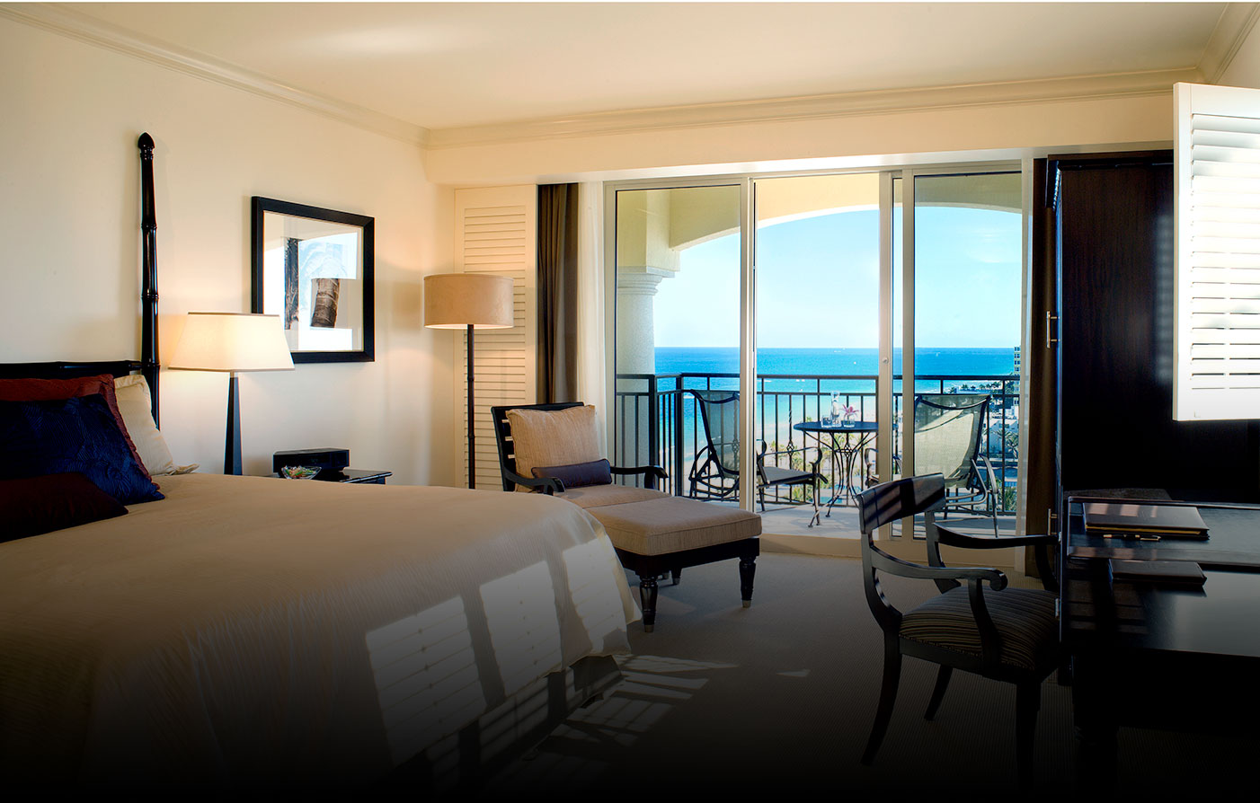 Accommodations:      The Atlantic Hotel & Spa  in Fort Lauderdale