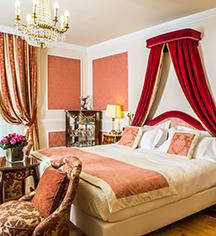Accommodations:      Bernini Palace Hotel  in Florence