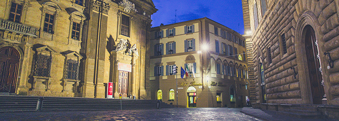 Events at      Bernini Palace Hotel  in Florence