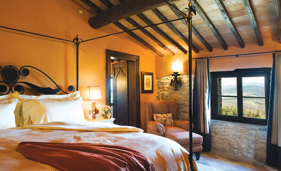 Castello di Casole  - Accommodations