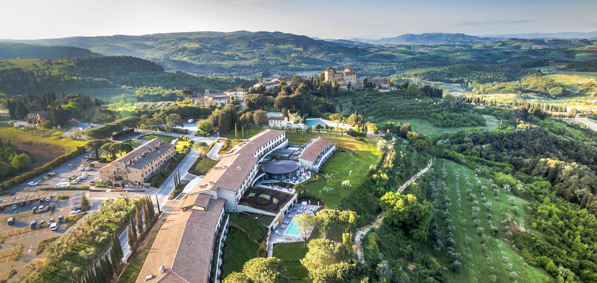 Book A Stay With Il Castelfalfi In Montaione