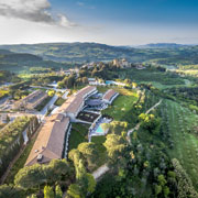 Book a stay with Il Castelfalfi in Montaione