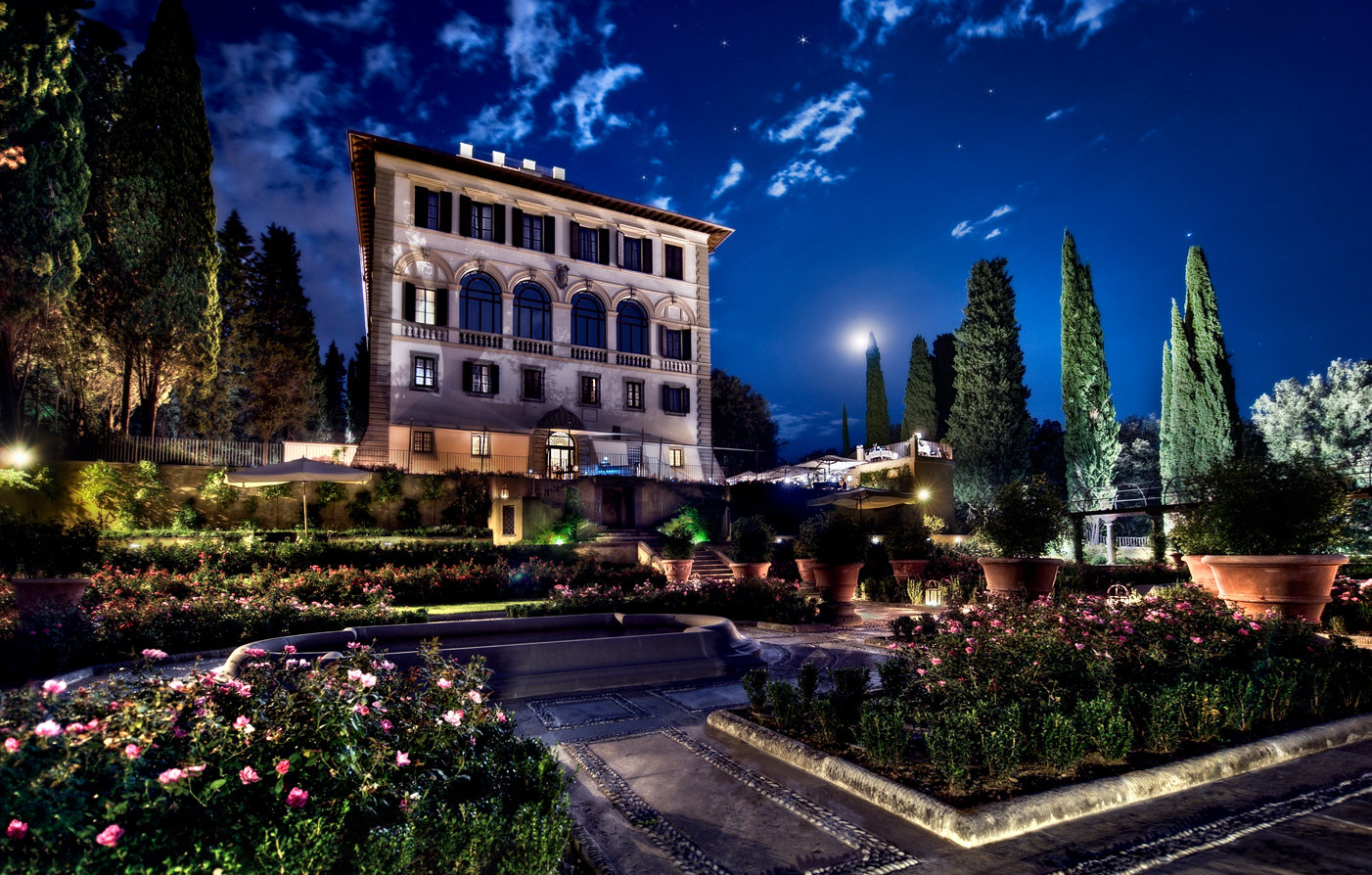 Italian Florence: Il Salviatino - Five Star Hotel In Tuscany