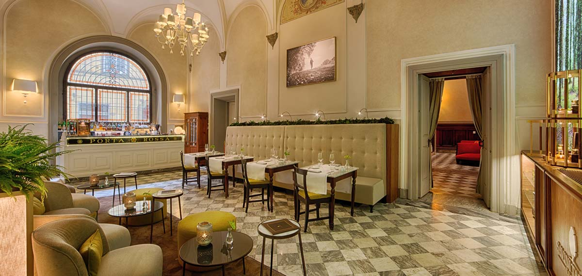 Dining:      NH Collection Florence Porta Rossa  in Florence