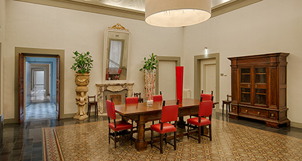 Historic hotels in florence italy nh collection - Porta rossa hotel florence ...