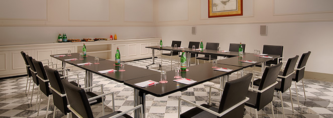 Meetings at      NH Collection Florence Porta Rossa  in Florence