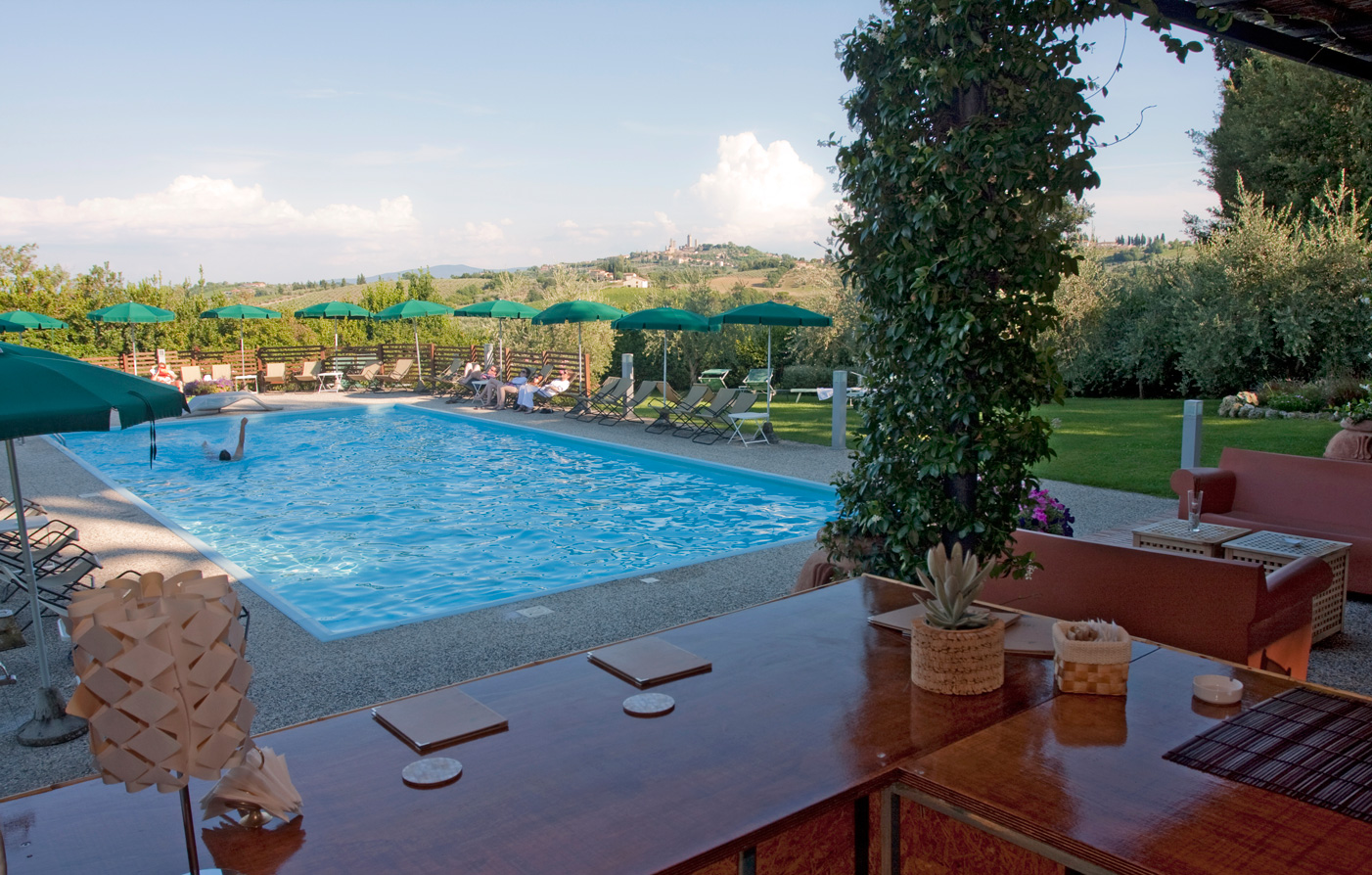 Activities:      Villasanpaolo Wellness e Relax in Toscana  in San Gimignano