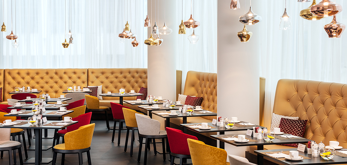 Dining:      NH Collection Frankfurt City  in Frankfurt am Main