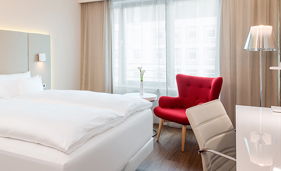 NH Collection Frankfurt City  - Accommodations