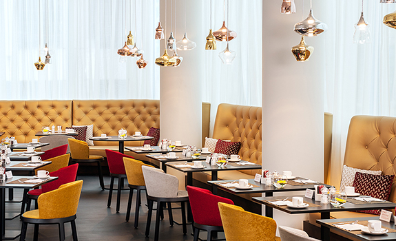 NH Collection Frankfurt City  - Dining