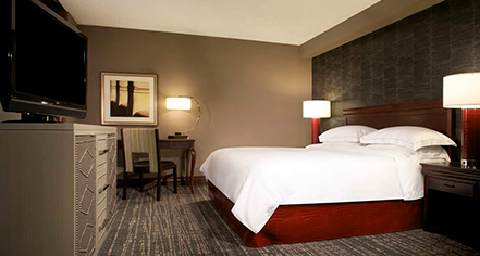 Accommodations:      Hilton Fort Worth  in Fort Worth