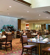 Dining at      Hilton Fort Worth  in Fort Worth
