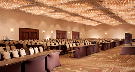 Meetings at      Hilton Fort Worth  in Fort Worth