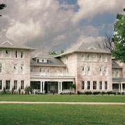 Book a stay with The Inn at Carnall Hall in Fayetteville