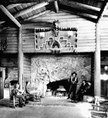 History:      Bright Angel Lodge & Cabins  in Grand Canyon