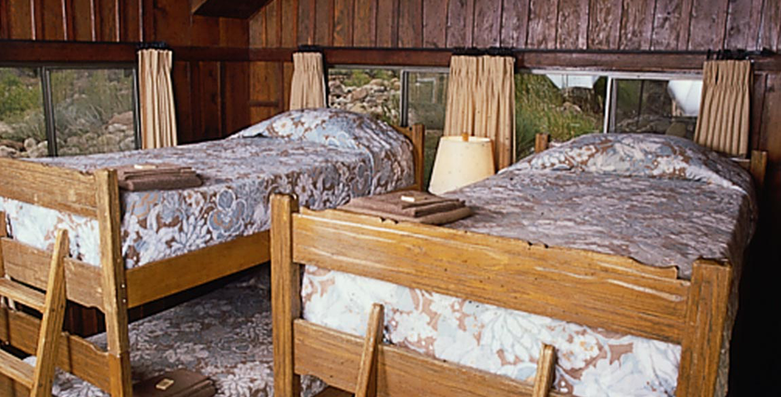 Image of Guestroom at Phantom Ranch, 1922, Member of Historic Hotels of America, in Grand Canyon National Park, Arizona, Location