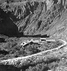 History:      Phantom Ranch  in Grand Canyon