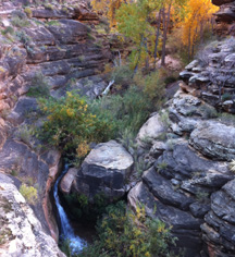 Phantom Ranch  in Grand Canyon