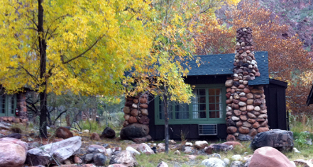 Accommodations:      Phantom Ranch  in Grand Canyon