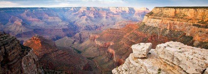 Meetings at      Phantom Ranch  in Grand Canyon