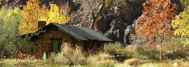 Phantom Ranch  in Grand Canyon