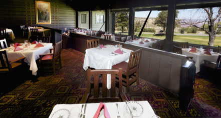 Dining at      El Tovar Hotel  in Grand Canyon